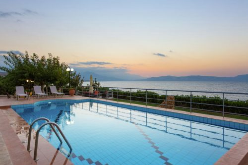 Leuk vakantiehuis Villa Katerina in Griekenland