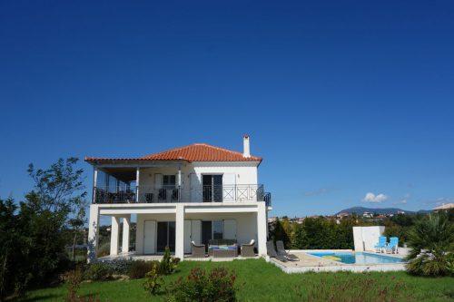Leuk vakantiehuis Villa Katharina in Griekenland