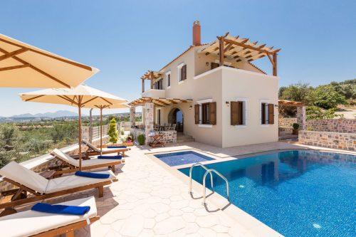 Leuk vakantiehuis Villa Katifes in Griekenland