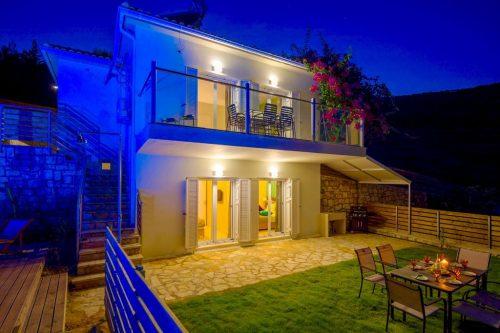Leuk vakantiehuis Villa Keri Dream in Griekenland