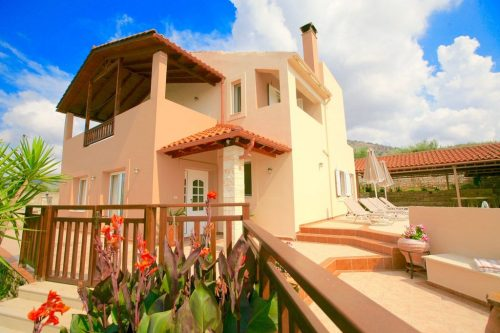 Leuk vakantiehuis Villa Korini in Griekenland