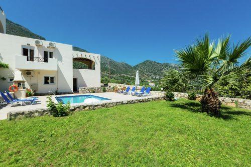 Leuk vakantiehuis Villa Kostis in Griekenland