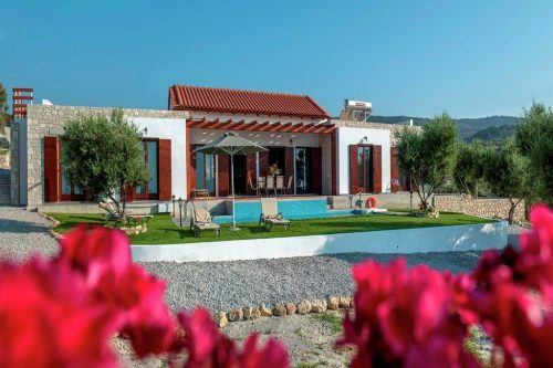 Leuk vakantiehuis Villa Kyria in Griekenland