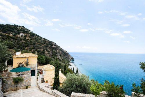 Leuk vakantiehuis Villa Leonardo Da Vinci in Griekenland