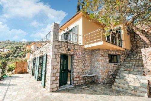 Leuk vakantiehuis Villa Mahatma Ghandi in Griekenland