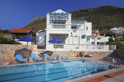 Leuk vakantiehuis Villa Maria II in Griekenland