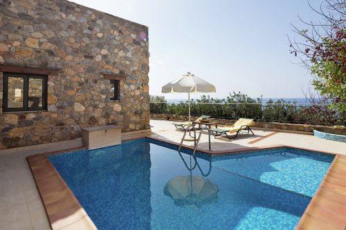 Leuk vakantiehuis Villa Meliti in Griekenland