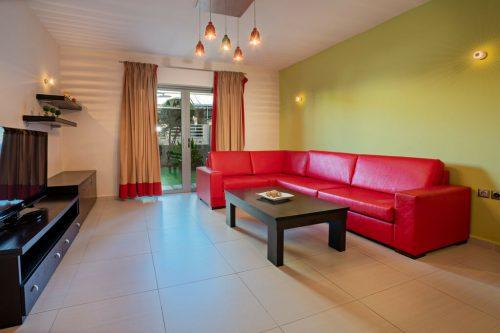 Leuk vakantiehuis Villa Miami in Griekenland