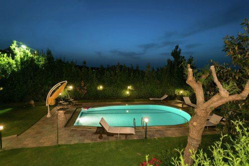 Leuk vakantiehuis Villa Mystic in Griekenland
