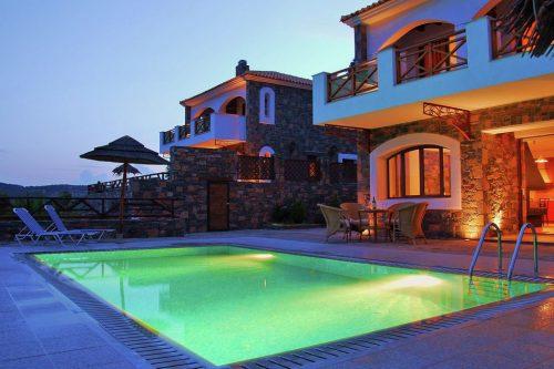 Leuk vakantiehuis Villa Nikoleta in Griekenland