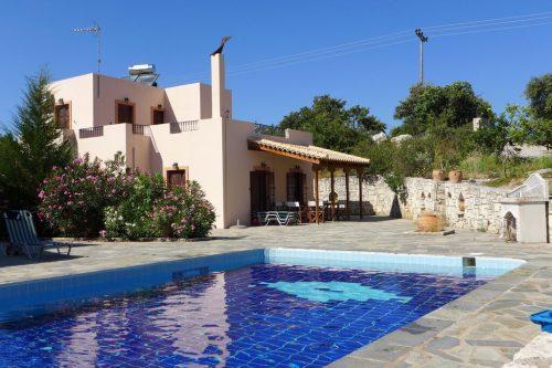 Leuk vakantiehuis Villa Olga in Griekenland