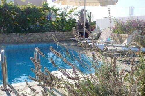 Leuk vakantiehuis Villa Pelagia in Griekenland