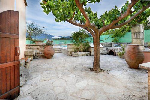 Leuk vakantiehuis Villa Roula in Griekenland
