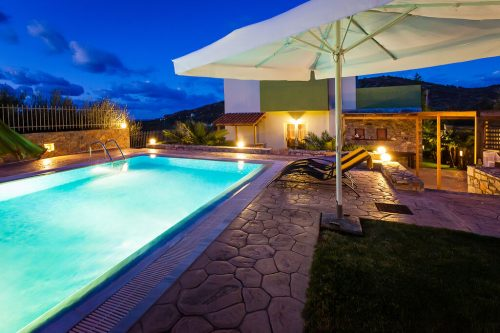 Leuk vakantiehuis Villa Sisi in Griekenland