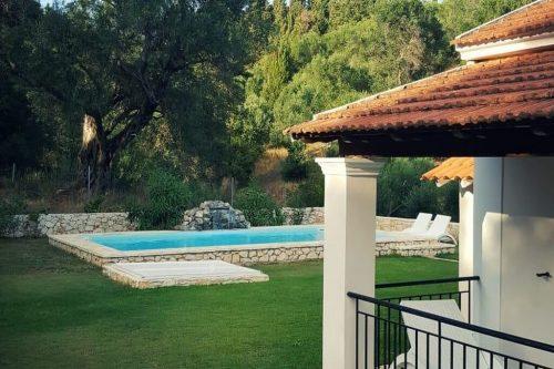 Leuk vakantiehuis Villa Spirena in Griekenland