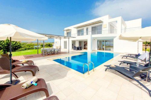 Leuk vakantiehuis Villa Stella in Griekenland