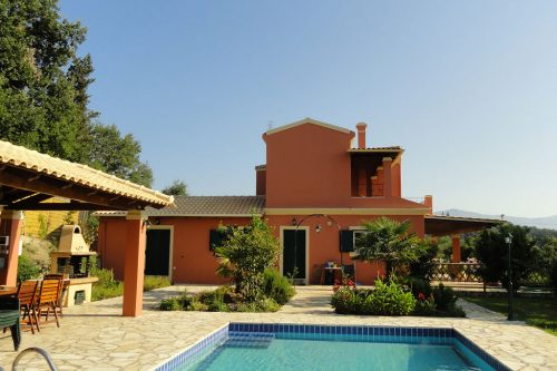 Leuk vakantiehuis Villa Thea in Griekenland