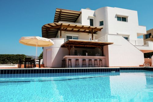 Leuk vakantiehuis Villa Triton in Griekenland