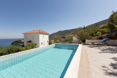 Leuk vakantiehuis Villa Vasiliki in Griekenland