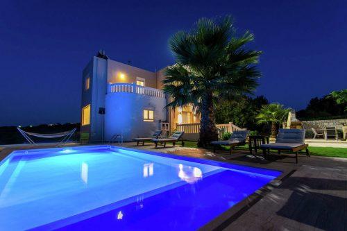 Leuk vakantiehuis Villa Vista in Griekenland
