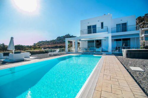 Leuk vakantiehuis Villa White Lady in Griekenland