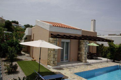 Leuk vakantiehuis Villa Xenia in Griekenland