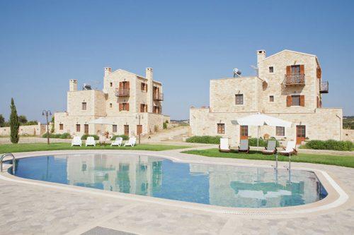 Leuk vakantiehuis Villas Giannakakis in Griekenland