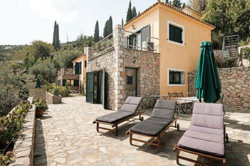 Leuk vakantiehuis Villas God Bacchus God Dionysus in Griekenland