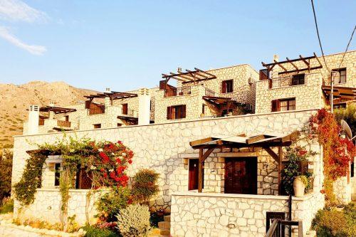 Leuk vakantiehuis Ville Du Soleil Bungalow in Griekenland