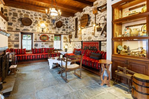 Leuk vakantiehuis Viraggas Mansion - Karia in Griekenland