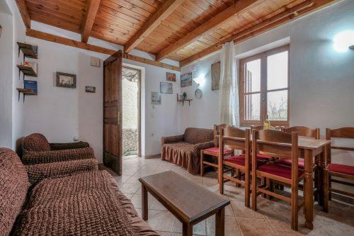 Leuk vakantiehuis Volimes Apartment in Griekenland