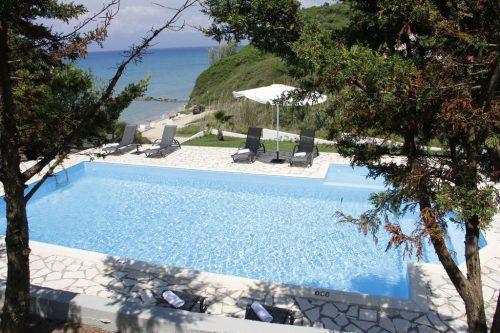 Leuk vakantiehuis Yialos Villa in Griekenland
